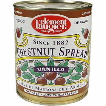 Clément Faugier - Chestnut Spread Extra Large Can - 992g (35oz) (1 PACK)
