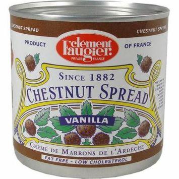 Gourmet Chestnut spread from France Vanilla 17.6 oz (3 PACK)
