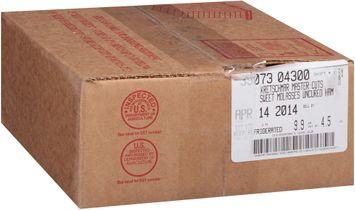 Kretschmar® Master's™ Cut Robust Sweet Molasses Uncured Ham