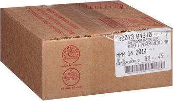 Kretschmar® Master's™ Cut Robust Black Pepper & Jalapeno  Uncured Ham