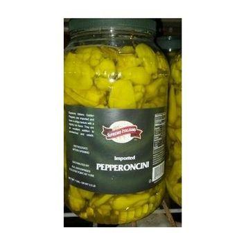 Supremo Italiano: Pepperoncini 4/1 Gallon Case