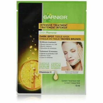 Gar Skin Renew Garnier Sr Dk Spot Mask Single Clipstrip