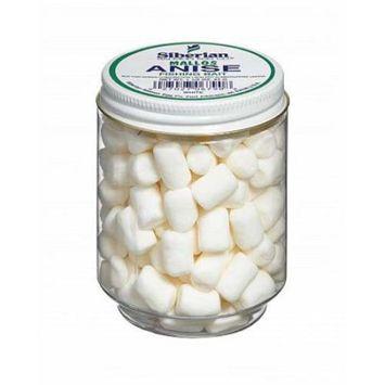 Atlas Mike's Jar of Siberian Marshmallow Salmon Fishing Bait Eggs, White