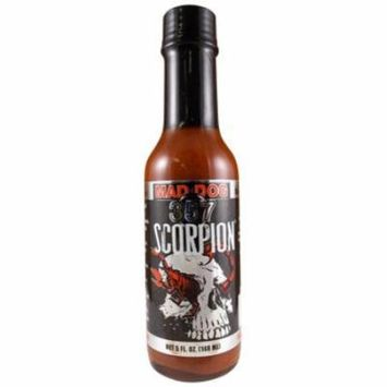Mad Dog 357 Scorpion Pepper Hot Sauce 5oz (Pack of 3)