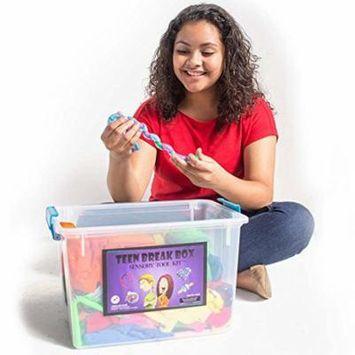 Teen Break Box: Calming and Tactile Play for Development