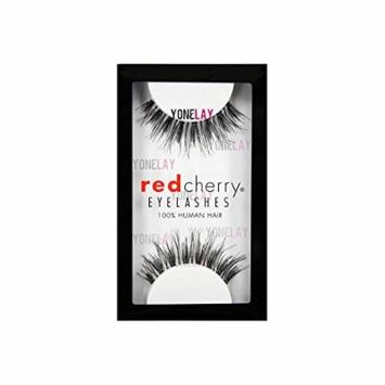 Red Cherry #WSP False Eyelashes (Pack of 6 Pairs)