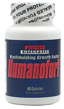 Fitness Enterprise Humanofort 60 caps