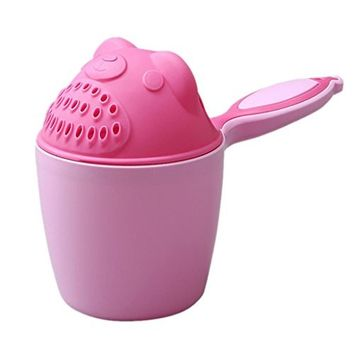 Water bailer,FTXJ Baby Spoon Shower Bath Water Swimming Bailer Shampoo Cup Children's Products