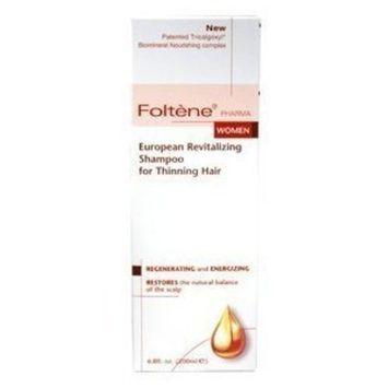 GEROLYMATOS INC. FOLTENE SHAMPOO FOR WOMEN Size: 6.8 OZ