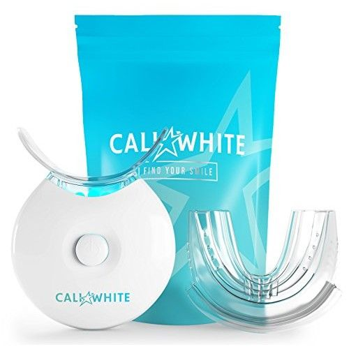 Cali White Led Teeth Whitening Light Whiten Teeth Faster With 5x
