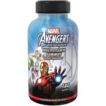 Disney Marvel Avengers Assemble Multivitamin Gummies