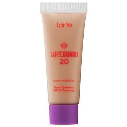 Tarteguard 20 Tinted Moisturizer Broad Spectrum SPF 20 Sunscreen deluxe sample in Medium - 0.25 oz/ 7.5 mL