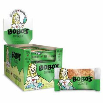 Bobo's Coconut Oat Bars 3 oz Bags - Pack of 12