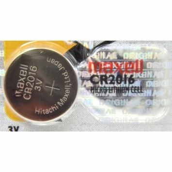 Parts Express CR2016 3V Lithium Coin Cell Battery