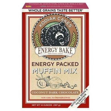 Kodiak Cakes Energy Packed Muffin Mix Coconut Dark Chocolate - 14oz