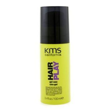 KMS California Hair Play Gel Wax 3.4 oz