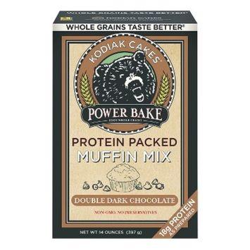 Kodiak Cakes® Protein Packed Muffin Mix Double Dark Chocolate - 14oz