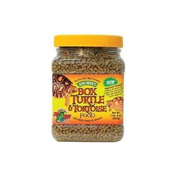 Small Animal Supplies Box Turtle And Tortoise Dry Food 28Oz (Jar)