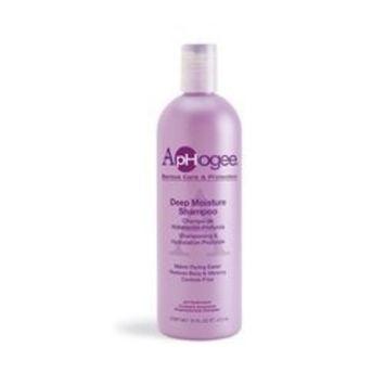 Aphogee Deep Moisture Shampoo, 16 Ounce