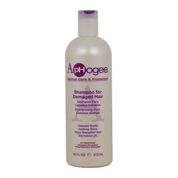 ApHogee Shampoo For Damaged Hair 16oz
