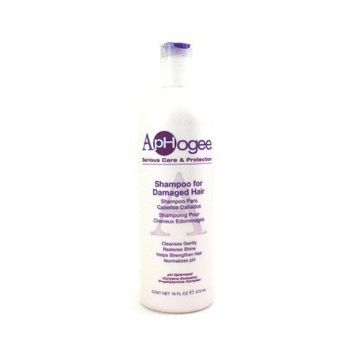 Aphogee Shampoo For Damaged 475 ml (Case of 6) by Aphogee
