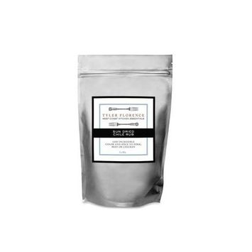 Tyler Florence West Coast Kitchen Essentials Sun Dried Chile Rub, 3-Ounce Pouches (Pack of 6)