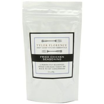 Tyler Florence West Coast Kitchen Essentials Brown Sugar Pork Rub, 4-Ounce Pouches (Pack of 6)