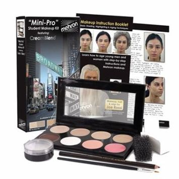 Mini Pro Student Makeup Kit KMP - Medium Dark/Dark