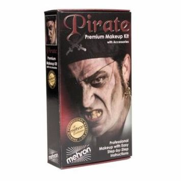 Pirate Makeup Kit Mehron KMP-P