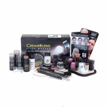 All Pro Makeup Kit - Cream Stick-Dark