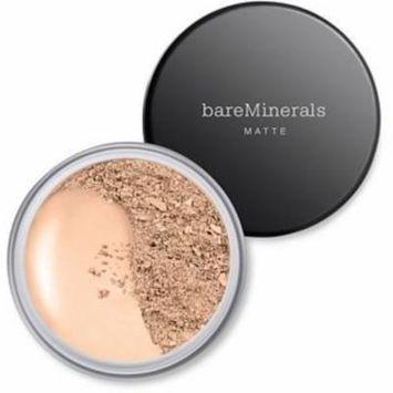 6 Pack - BareMinerals Loose Powder Matte Foundation, [07] Gold Ivory 0.21 oz