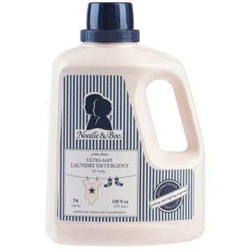 Noodle & Boo Ultra-Safe Baby Laundry Detergents - 100floz