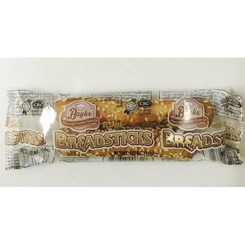 Baykx Sesame Breadsticks 60 CALORIE Perfect with Soups, Dips & Salads 2 Breadsticks PER PACK, Kosher