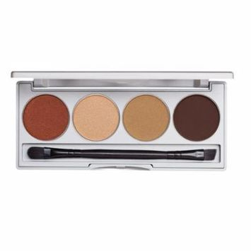 Zuzu Luxe Natural Eye Shadow Palette Trailblazer