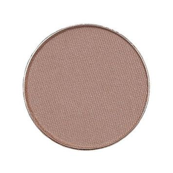 Zuzu Luxe Natural Eye Shadow Pro Palette Refill Pan Alias - Soft Fawn Brown/Matte