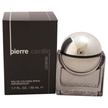 Pierre Cardin Legend by Pierre Cardin for Men - 1.7 oz EDC Spray