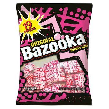 Bazooka Bubble Gum Chewing Gum