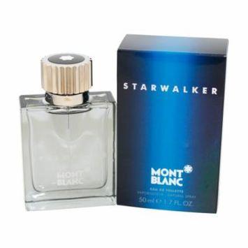 Mont Blanc Starwalker Eau De Toilette Spray 1.7 Oz / 50 Ml for Men by Mont Blanc