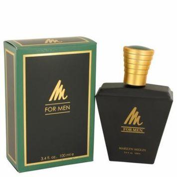 M by Marilyn Miglin Cologne Spray 3.4 oz-100 ml-Men