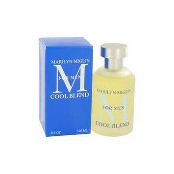Marilyn Miglin Cool Blend by Marilyn Miglin Cologne Spray 3.4 oz