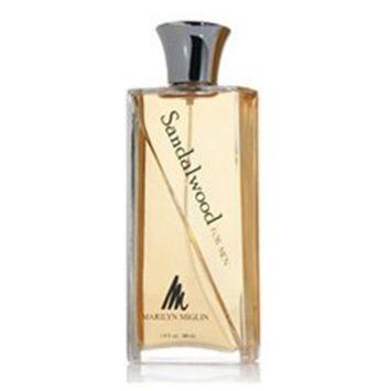 M Sandalwood Cologne 3.4 oz