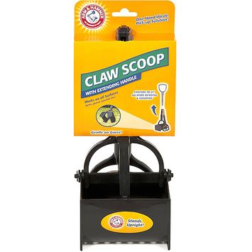 ARM & HAMMER™ Claw Scoop with Extending Handle