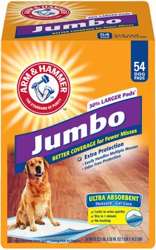 ARM & HAMMER™ Jumbo Dog Pads
