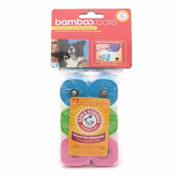 ARM & HAMMER™ Bamboo Care Disposable Waste Bags Refill