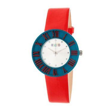 Women's Crayo Prestige Watch with Polyurethane Strap