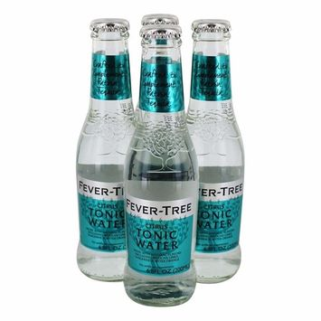 Fever-Tree - Tonic Water Mixers Citrus - 4 Pack [Citrus]