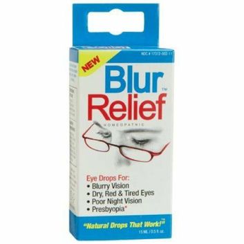 The Relief Products Blur Relief Eye Drops 0.05 fl oz