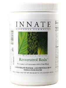 Innate Response Formulas - Resveratrol Reds Raspberry - 10.4 oz.