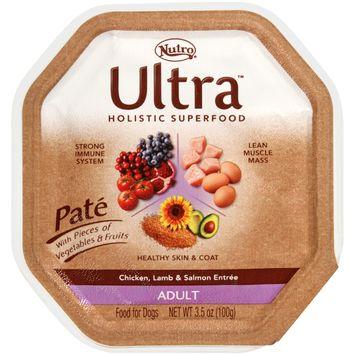 Nutro® Ultra™ Holistic Superfood Adult Chicken, Lamb & Salmon Entrée Pate Dog Food