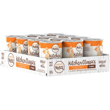 Nutro™ Kitchen Classics™ Slow Cooked Chicken, Rice And Oatmeal Dinner Adult Dog Food